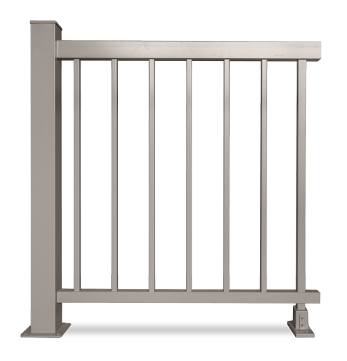 Picket Railings