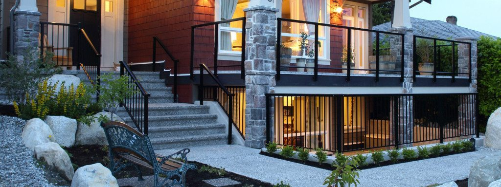 Oakville Aluminum Railings and Stairs
