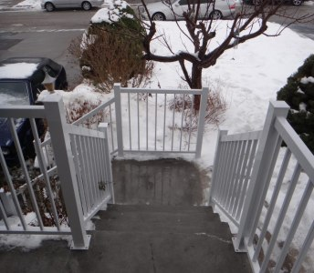 Residential Home Balcony and Porch Railings