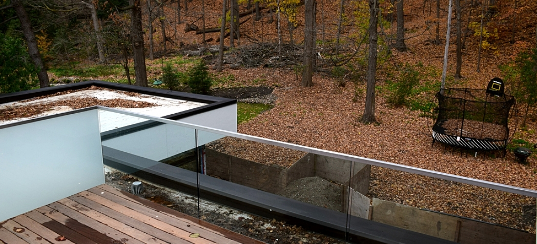 Frameless Glass Railings