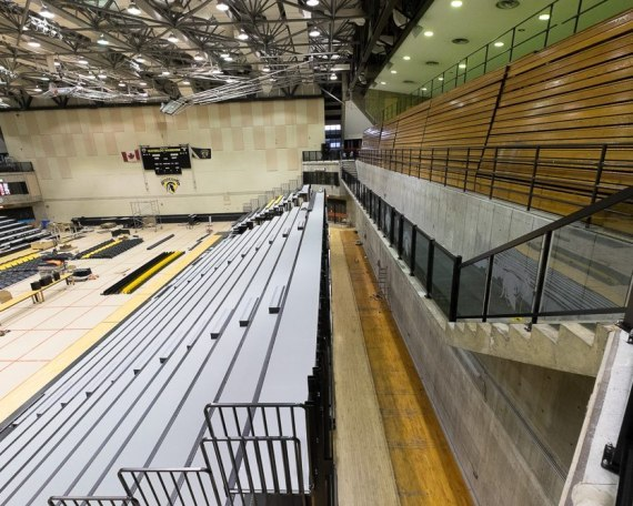 Waterloo University Sport Arena
