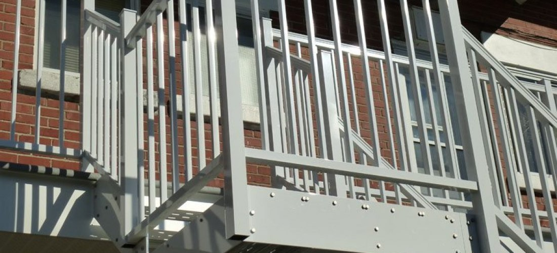 Aluminum Stairs for Residential Property
