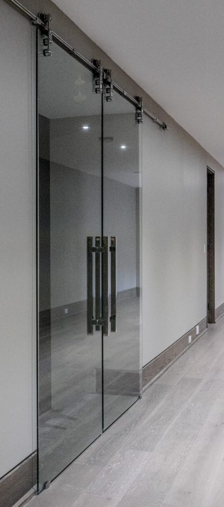 slidining-glass-double-door-basement
