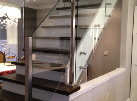 Residential glass rail aluminumsolutions