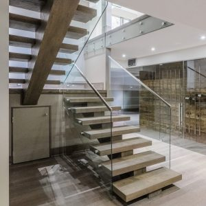 stylish-wood-glass-stairs